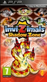 Invizimals Shadow Zone Pack Shot