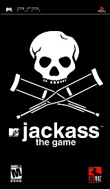 Jackass: The Game Pack Shot