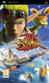 Jak and Daxter: The Lost Frontier Pack Shot