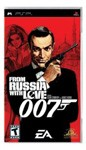 James Bond 007: From Russia With Love Pack Shot