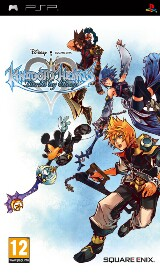 Kingdom Hearts: Birth By Sleep Pack Shot