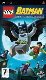 LEGO Batman: The Videogame PSP