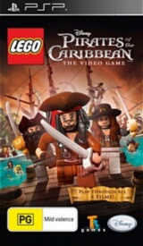 LEGO Pirates of the Caribbean Pack Shot