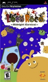 LocoRoco Midnight Carnival Pack Shot