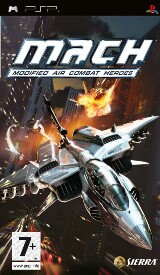 M.A.C.H.: Modified Air Combat Heroes Pack Shot