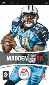 Madden NFL 2008 Pack Shot