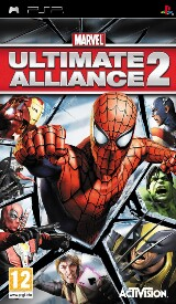 Marvel Ultimate Alliance 2 Pack Shot