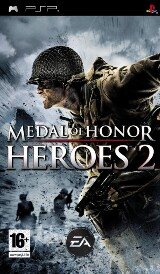Medal of Honor Heroes 2 Pack Shot
