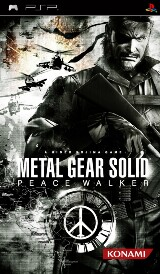 Metal Gear Solid: Peace Walker Pack Shot