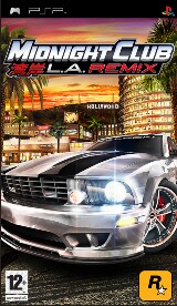 Midnight Club: LA Remix Pack Shot