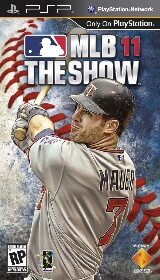MLB 11: The Show Pack Shot
