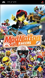 Mod Nation Racers Pack Shot