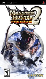 Monster Hunter Freedom 2 Pack Shot