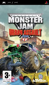 Monster Jam: Urban Assault Pack Shot