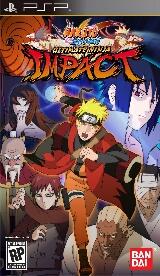Naruto Shippuden: Ultimate Ninja Impact Pack Shot