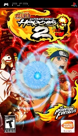 Naruto: Ultimate Ninja Heroes 2: The Phantom Fortress Pack Shot