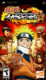 Naruto: Ultimate Ninja Heroes Pack Shot