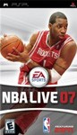 NBA Live 07 Pack Shot