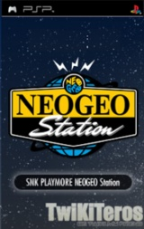 NEOGEO Station Pack Shot