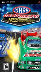 NHRA: Countdown to the Championship 2007 Pack Shot