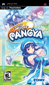 Pangya: Fantasy Golf Pack Shot
