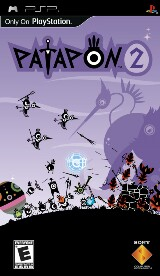Patapon 2 Pack Shot