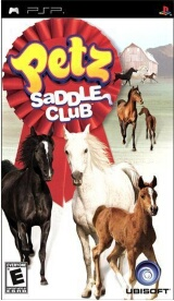 Petz Saddle Club Pack Shot