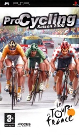 Pro Cycling Manager: Tour de France 2008 Pack Shot