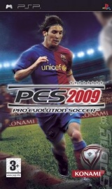 Pro Evolution Soccer 2009 Pack Shot