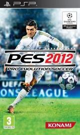 Pro Evolution Soccer 2012 Pack Shot