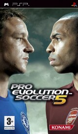 Pro Evolution Soccer 5 Pack Shot