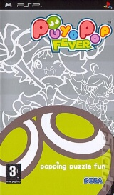 Puyo Pop Fever Pack Shot