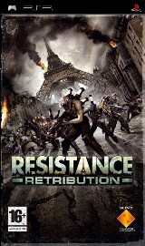 Resistance: Retribution Pack Shot