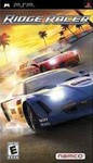 Ridge Racers Pack Shot