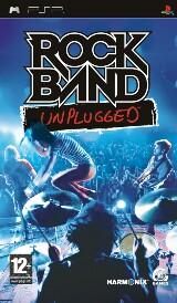 Rock Band Unplugged Pack Shot