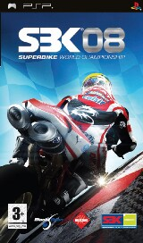 SBK-08 Superbike World Championship Pack Shot