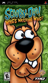 Scooby Doo Who's Watching Pack Shot