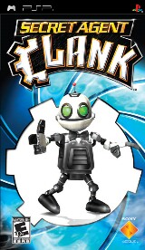 Secret Agent Clank Pack Shot