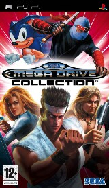 SEGA Mega Drive Collection Pack Shot