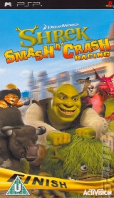 Shrek Smash n' Crash Racing Pack Shot