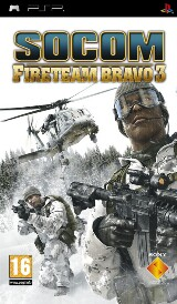 SOCOM: US Navy SEALs Fireteam Bravo 3 Pack Shot