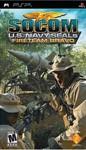 SOCOM: U.S. Navy SEALs Fireteam Bravo Pack Shot
