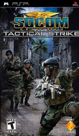 SOCOM: U.S. Navy SEALs Tactical Strike Pack Shot