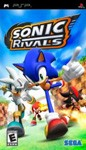 Sonic Rivals Pack Shot