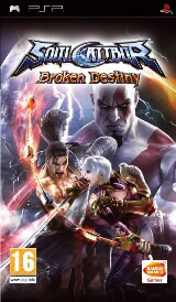 Soulcalibur: Broken Destiny Pack Shot