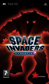 Space Invaders Evolution Pack Shot