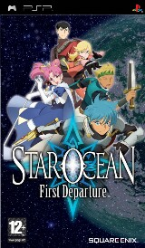 Star Ocean: First Departure Pack Shot