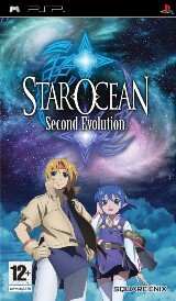 Star Ocean: Second Evolution Pack Shot