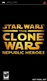 Star Wars The Clone Wars: Republic Heroes Pack Shot