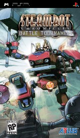 Steambot Chronicles: Battle Tournament Pack Shot